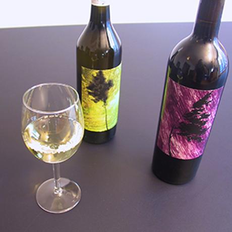 etiquette de vin, illustration, Didier martin, vin, dessin, Lausanne